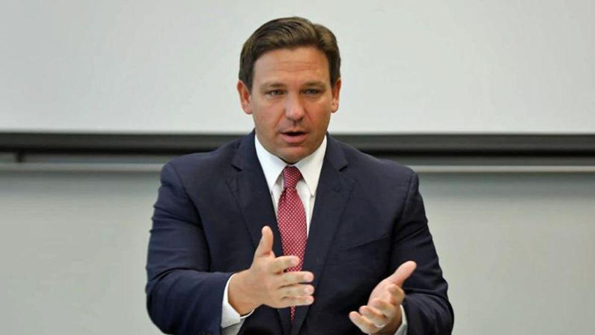 Florida teachers fear Ron DeSantis 'throwing us into the gladiator pit' to satisfy GOP donors