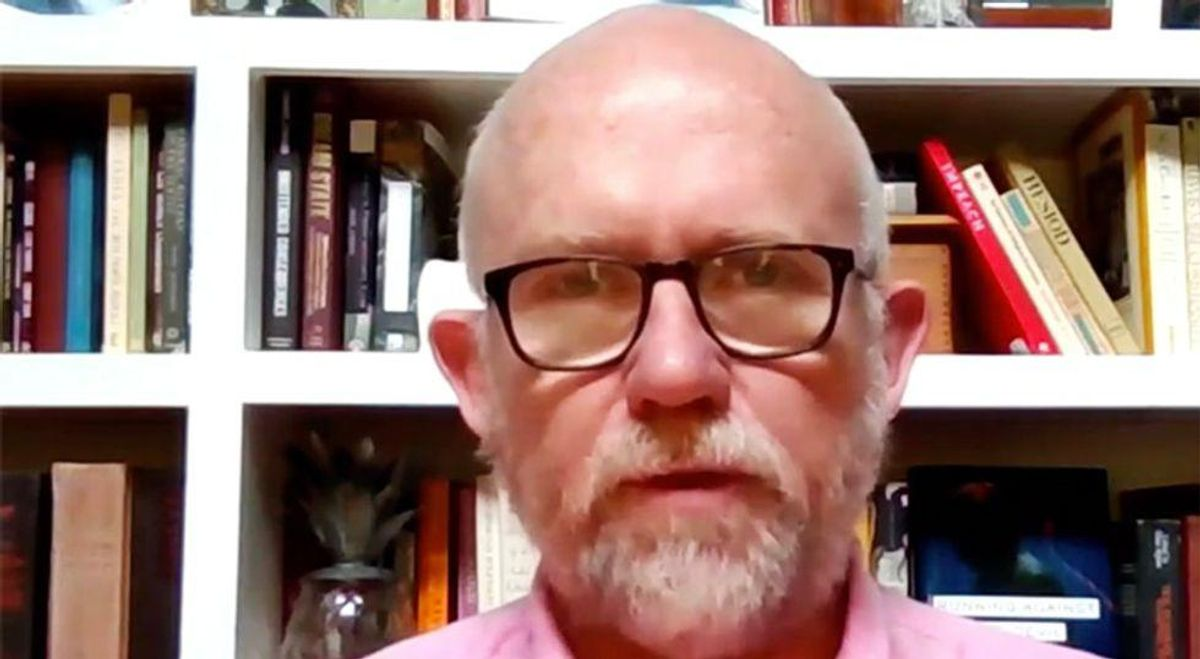 'This is how the world ends': Rick Wilson accuses GOP leaders of destroying America to entertain Fox News viewers