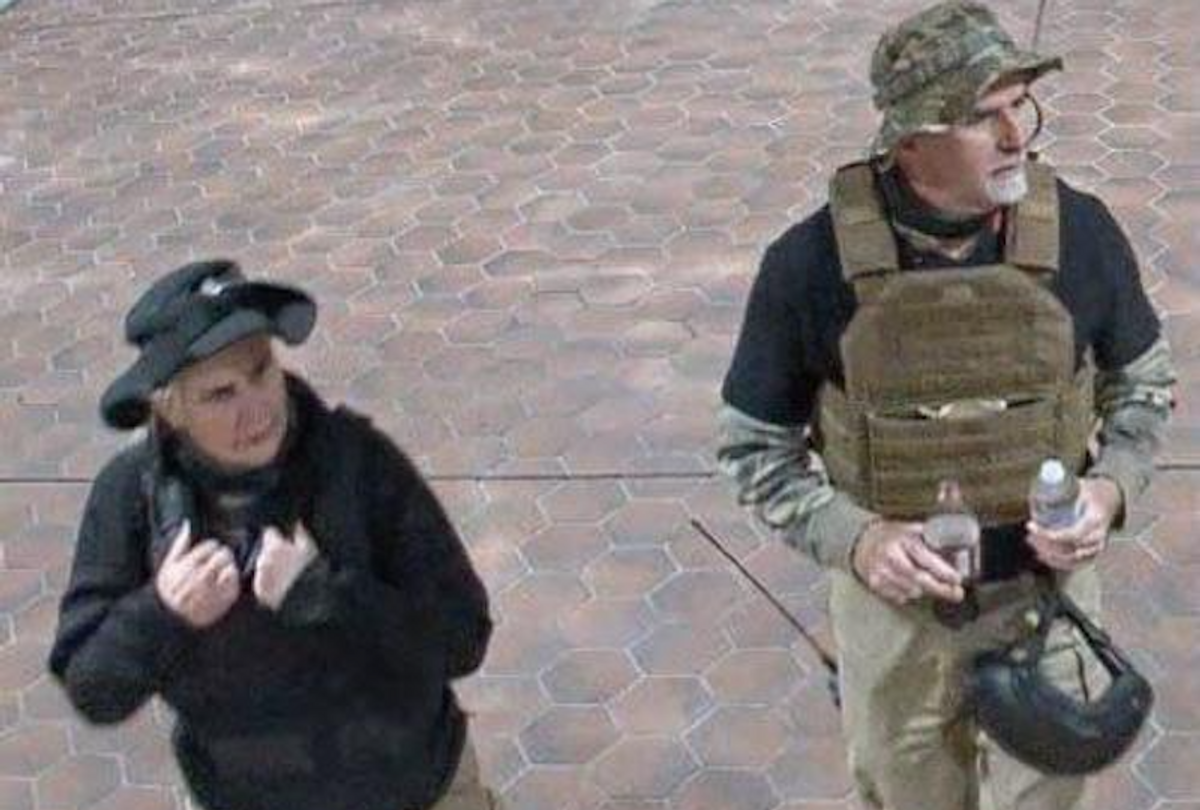 Oath Keeper destroyed evidence from Capitol insurrection in backyard 'burn pit': Feds