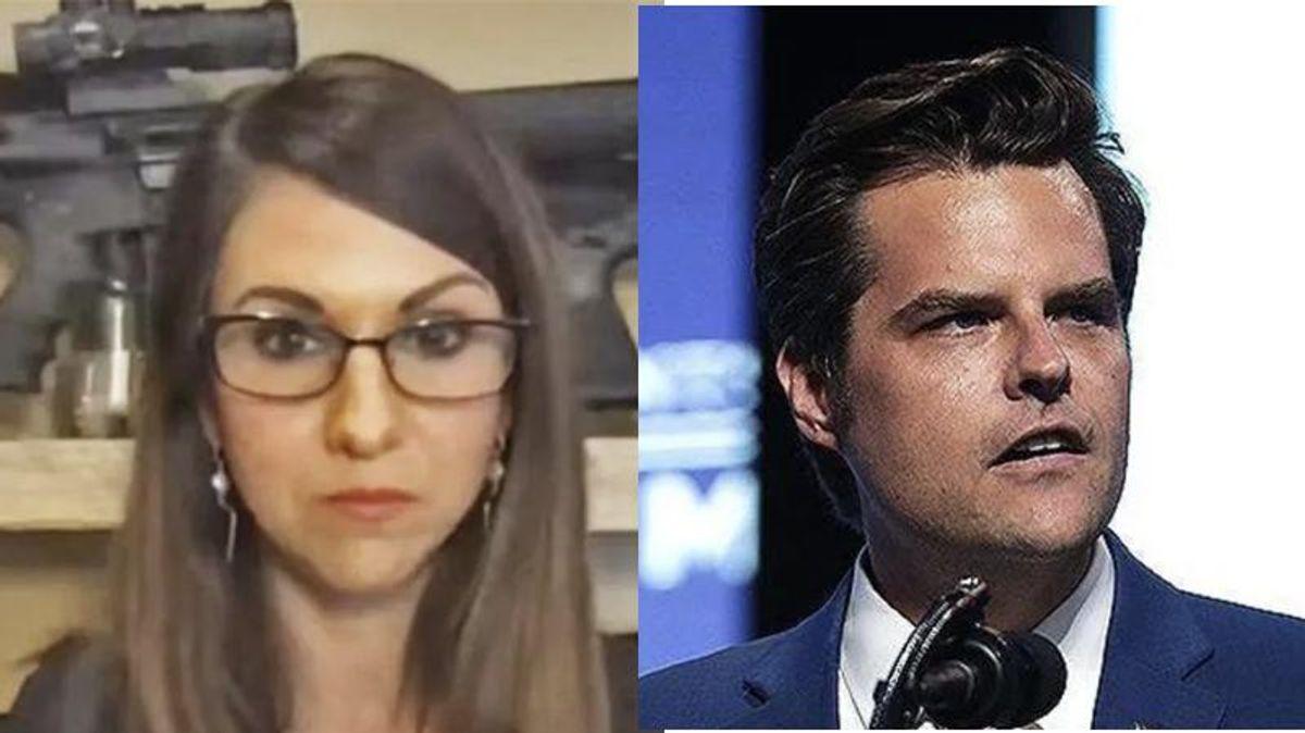 'Now do Matt Gaetz': Lauren Boebert's tweet about Andrew Cuomo blows up in her face