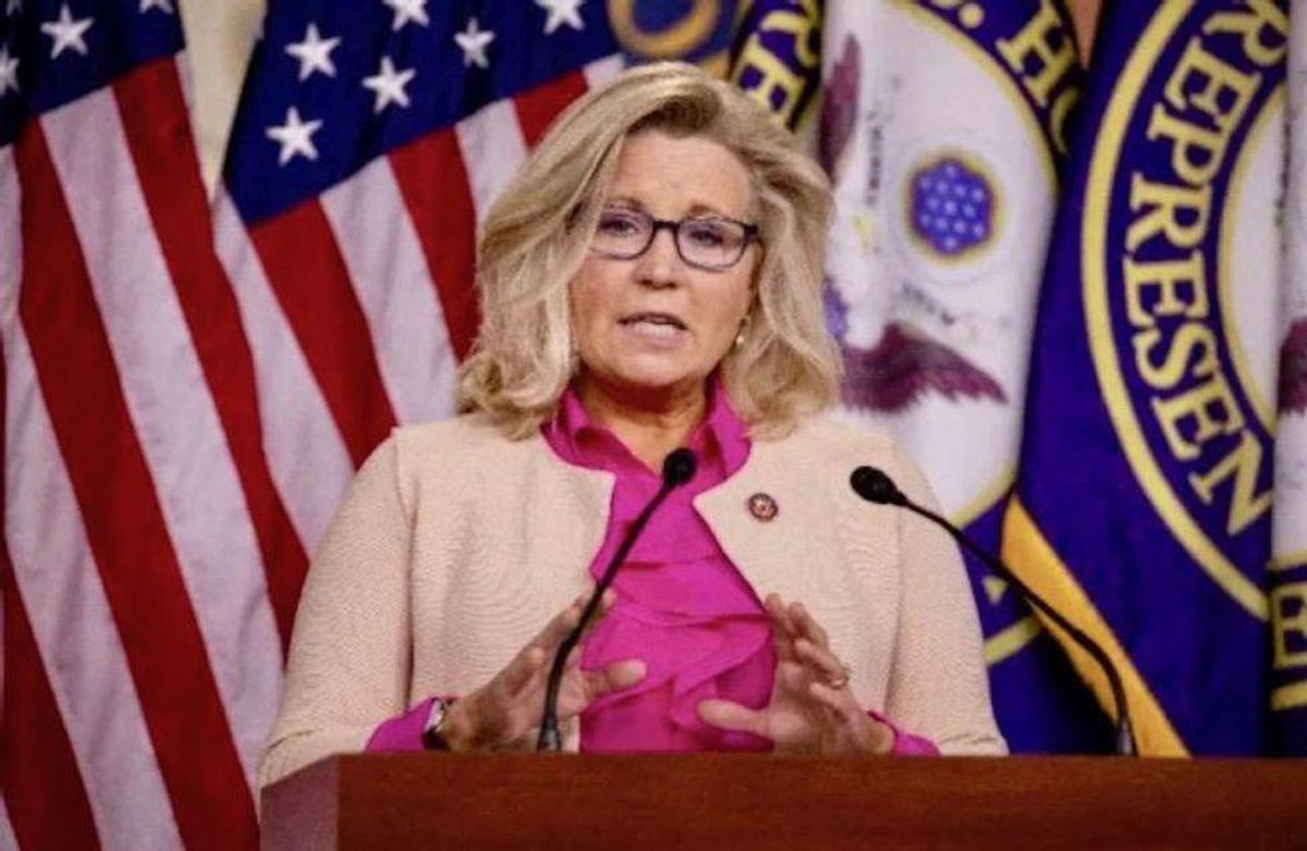 'You're fired!' Trump-loving Wyoming Republicans are busy trolling Liz Cheney with symbolic resolutions
