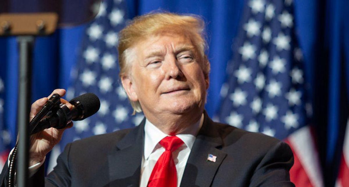 New report proves Trump knowingly lied to his supporters to get their money: former special counsel