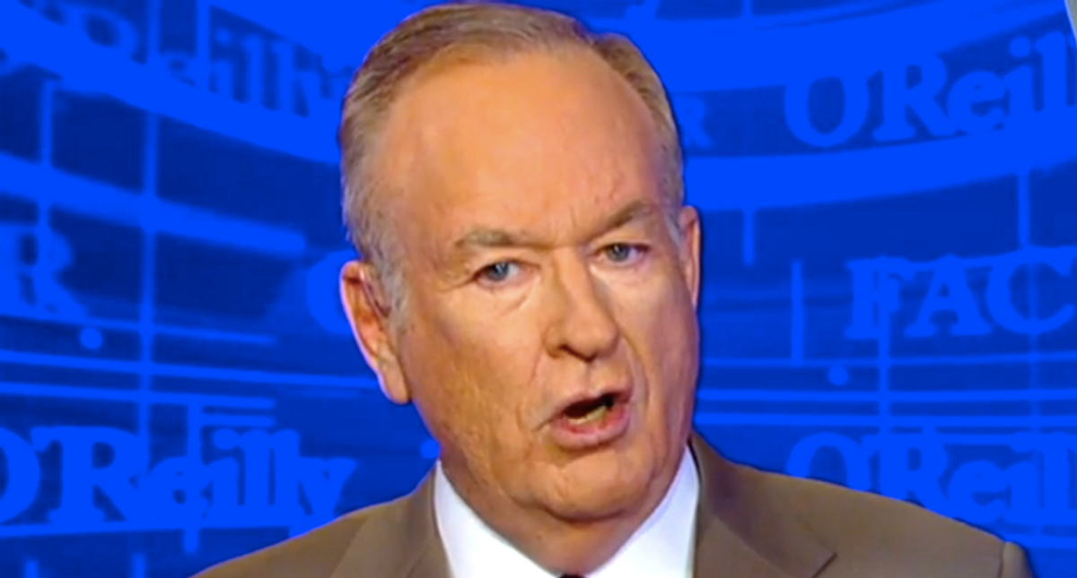 'RIP self-awareness': Bill O'Reilly crashes and burns after attacking Andrew Cuomo over sexual harassment