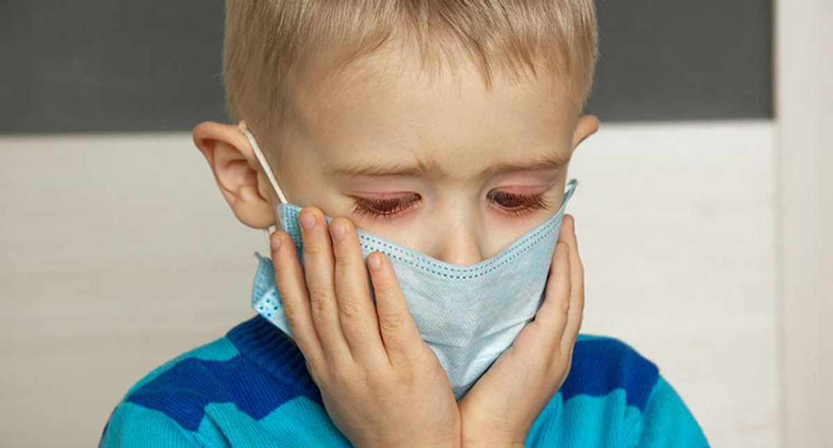 COVID-infected children in Arkansas arriving at hospitals with 'wrecked lungs': report