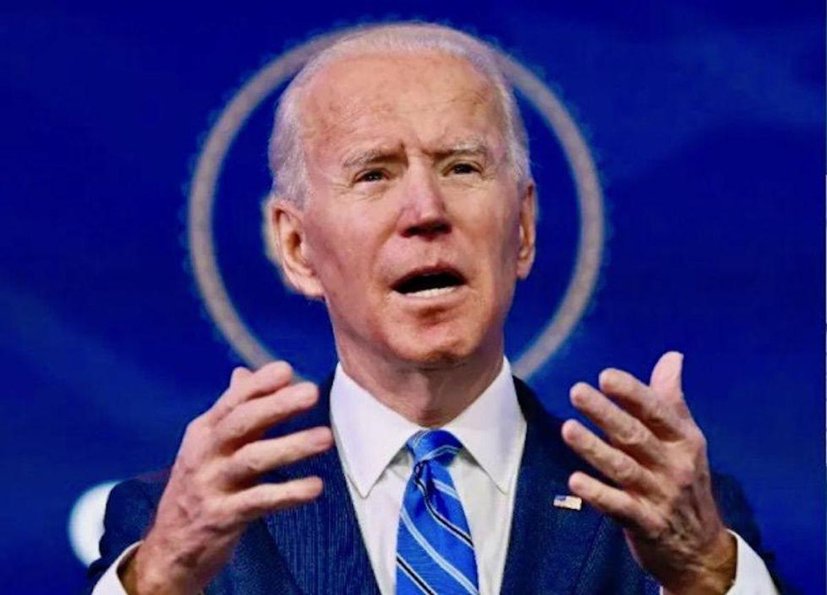 North Carolina GOP mocked after it blames Biden for man 'paying $200 more a week in mayonnaise'