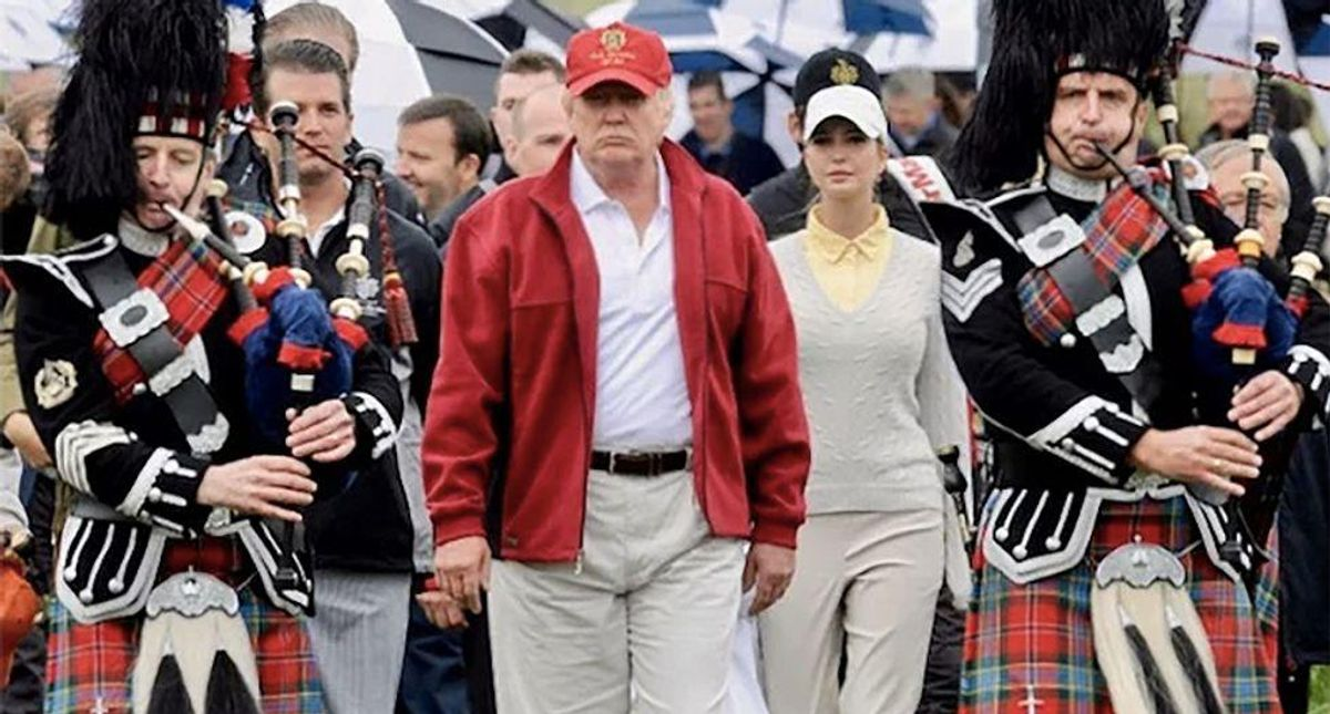 Judge signs off on new money laundering probe into Trump's Scottish golf resorts