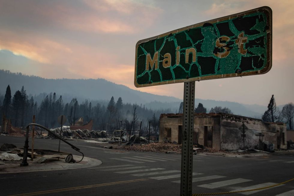 Northern California's Dixie fire has burned more than 500,000 acres, but growth has slowed