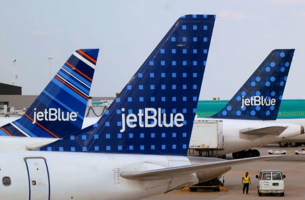 JetBlue launches first London flight despite lingering pandemic