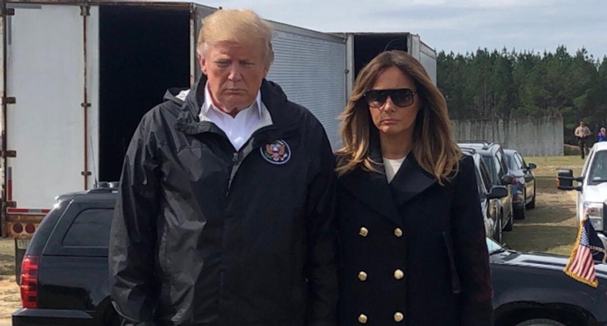 'An orange jumpsuit awaiting him': Trump warned he should be worried about Manhattan criminal investigation