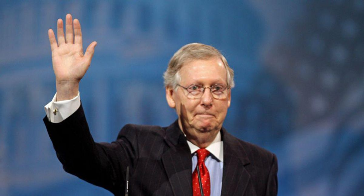 GOP's hopes of winning the Senate dwindle as Republicans struggle 'to land a single top recruit': analysis