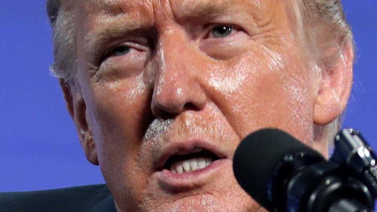Defiant Trump vows to challenge DOJ's order handing his tax returns to Congress