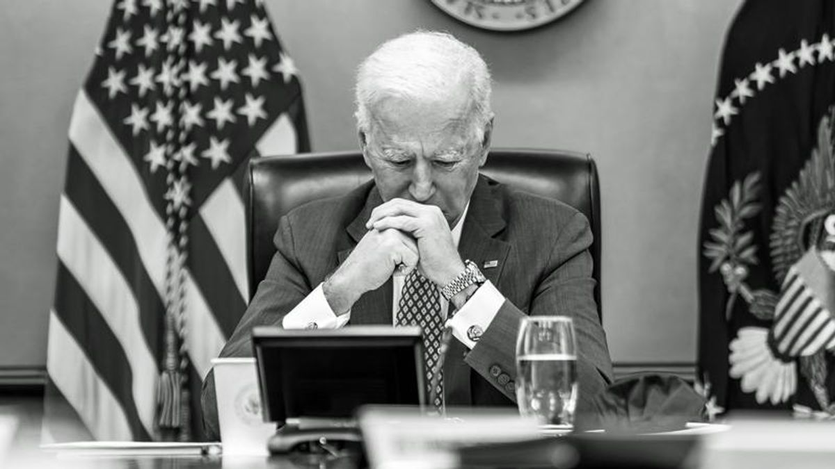 Biden: Protecting the vote is 'the single-most important thing' we can do to save democracy