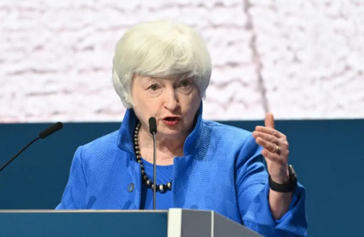 Treasury's Janet Yellen urges Congress to raise US debt limit
