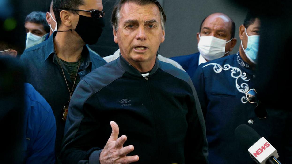 Brazil court to investigate Bolsonaro for baseless warnings of voter fraud