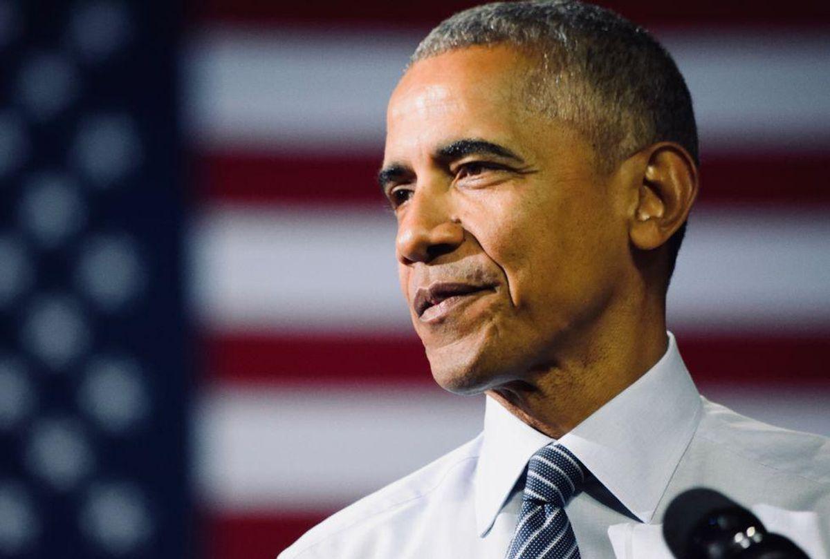 Obama scales back 60th birthday bash over surging Delta variant