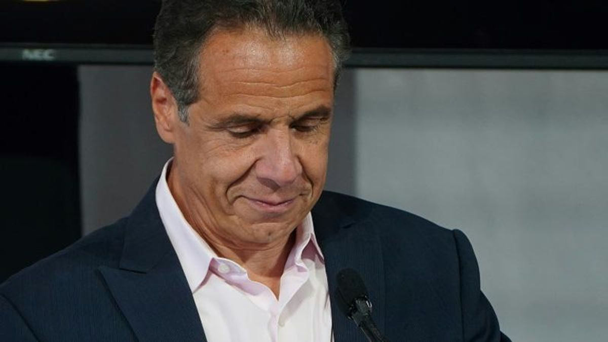 Criminal probes launched against New York's isolated Cuomo