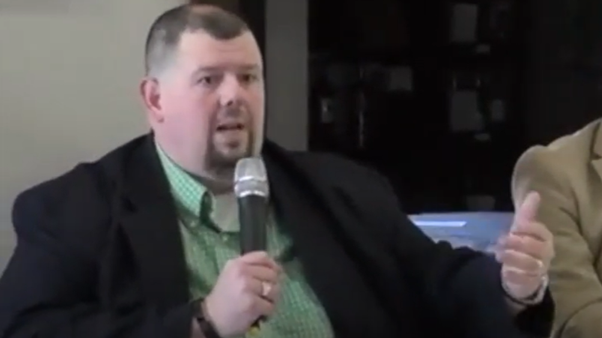 Texas GOP official mocked vaccines for months -- now he's dead from COVID-19
