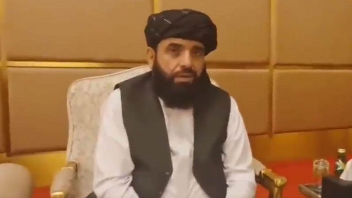 Taliban spokesman complains about being supposedly tricked into doing interview with Israeli TV news