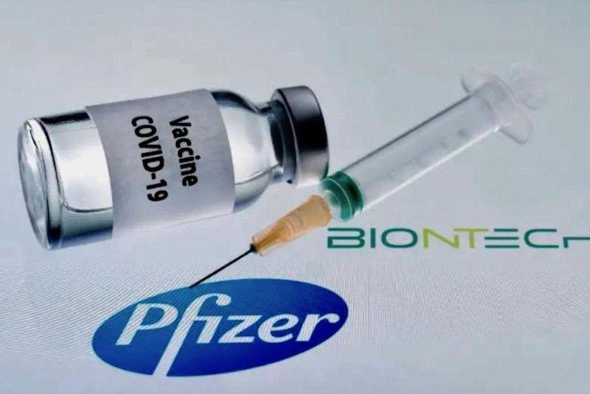 Pfizer COVID jab declines faster than AstraZeneca: study