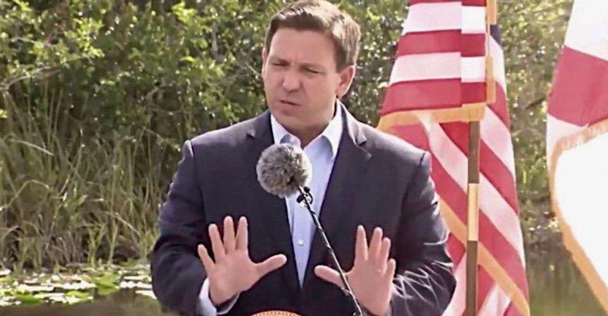 'No idea what he's talking about': DeSantis ripped by CNN analyst for latest 'cheap applause line' on COVID