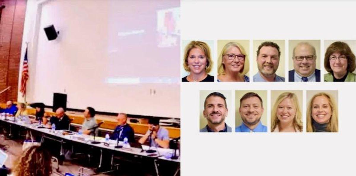 Pennsylvania school board bans Critical Race Theory by passing 'Patriotism Amendment'