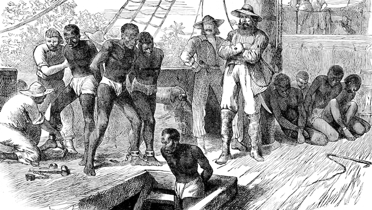 Nixed Utah high school lessons taught students 'most slaves were treated kindly' and had nice housing