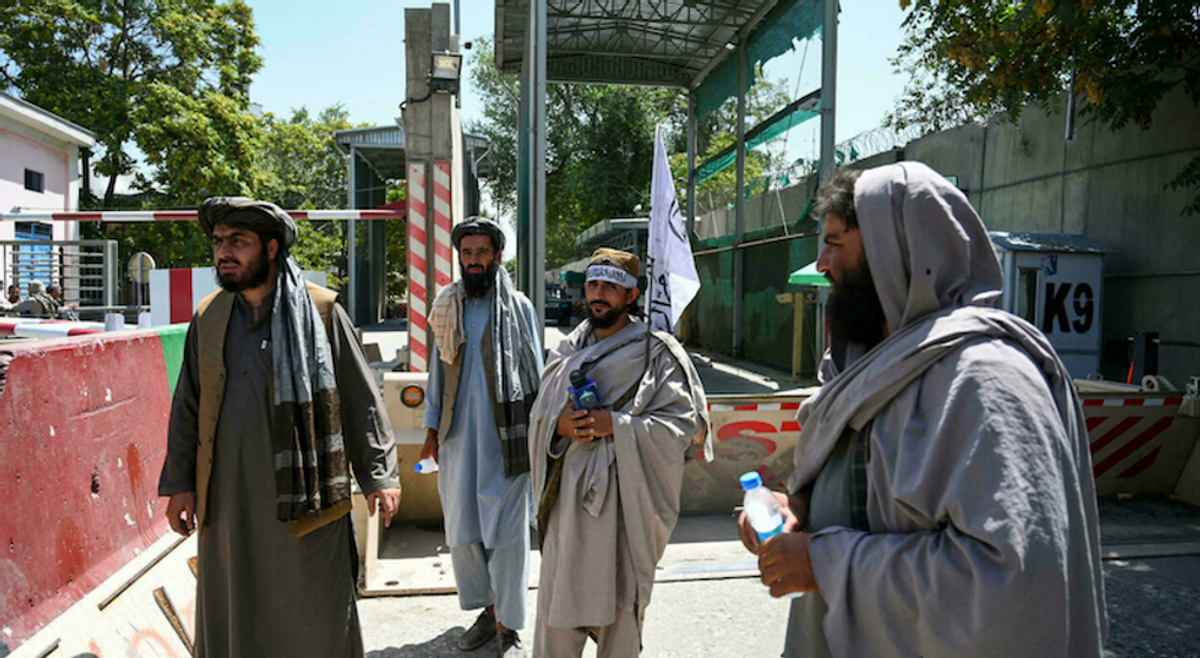 Taliban 'intensifying' search for Afghans who helped US: UN document