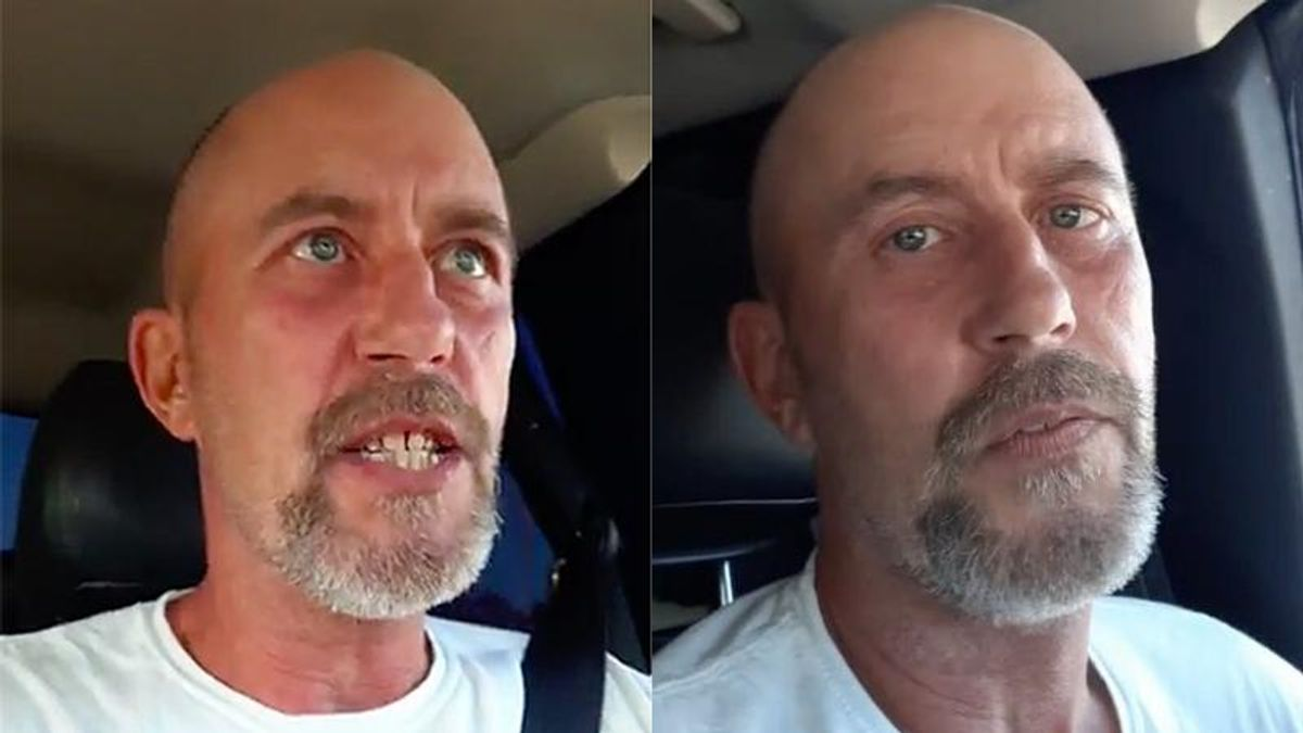 'The revolution starts today, Joe Biden': Bomb suspect rants 'I'm one of five' in video driving to the US Capitol