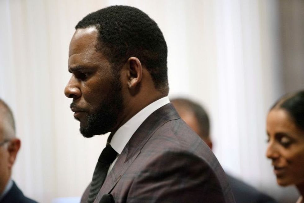 A timeline of R. Kelly's life and the sex abuse case against him