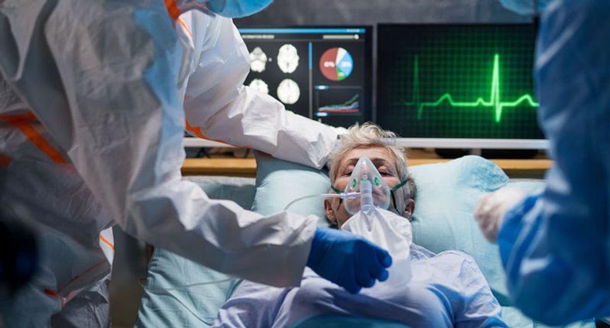 Texas hospitals may soon deny unvaccinated patients access to ICU beds