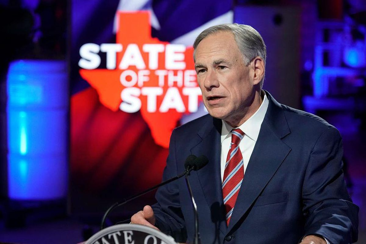 All-Republican Texas Supreme Court delivers stinging blow to Greg Abbott's war on mask mandates