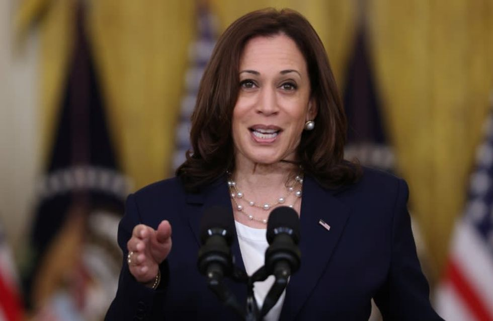 Official Kamala Harris trip to Asia will show US in region 'to stay,'