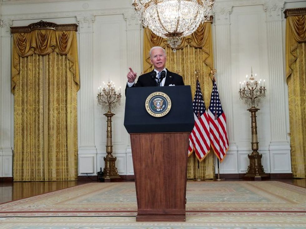 Contrary to intent, Biden's Afghan pullout could undermine Asia shift