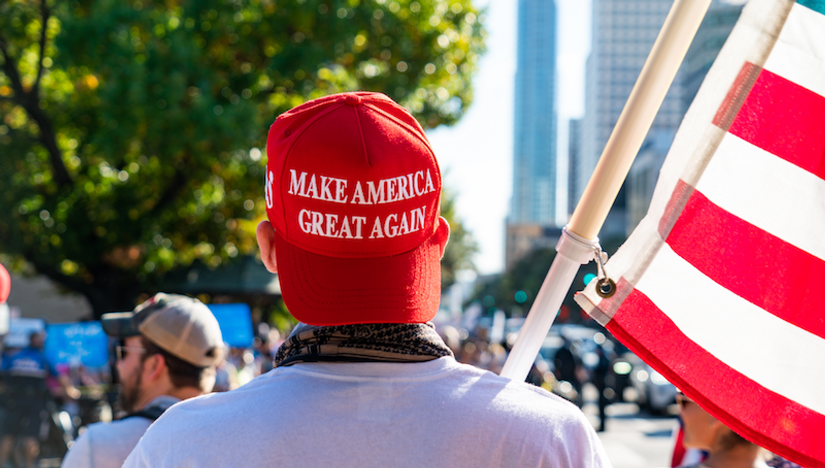 Myrtle Beach restaurant disputes MAGA fan's claim he was brutally beaten for wearing Trump hat