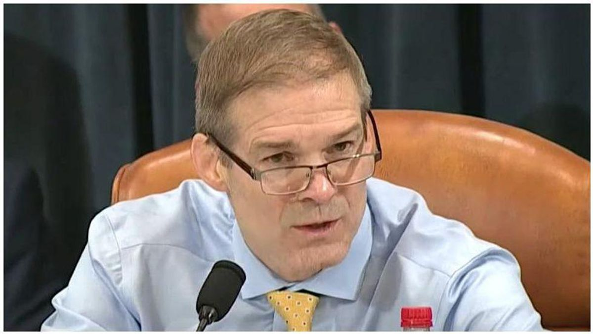 Ex-FBI official reveals why Jim Jordan has no way to save himself — or Trump — from Capitol riot committee