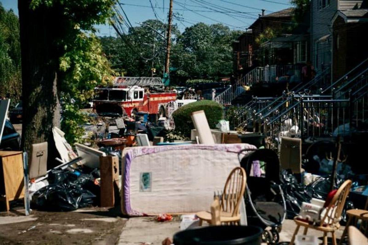 Deadly floods expose dangers of New York's basements