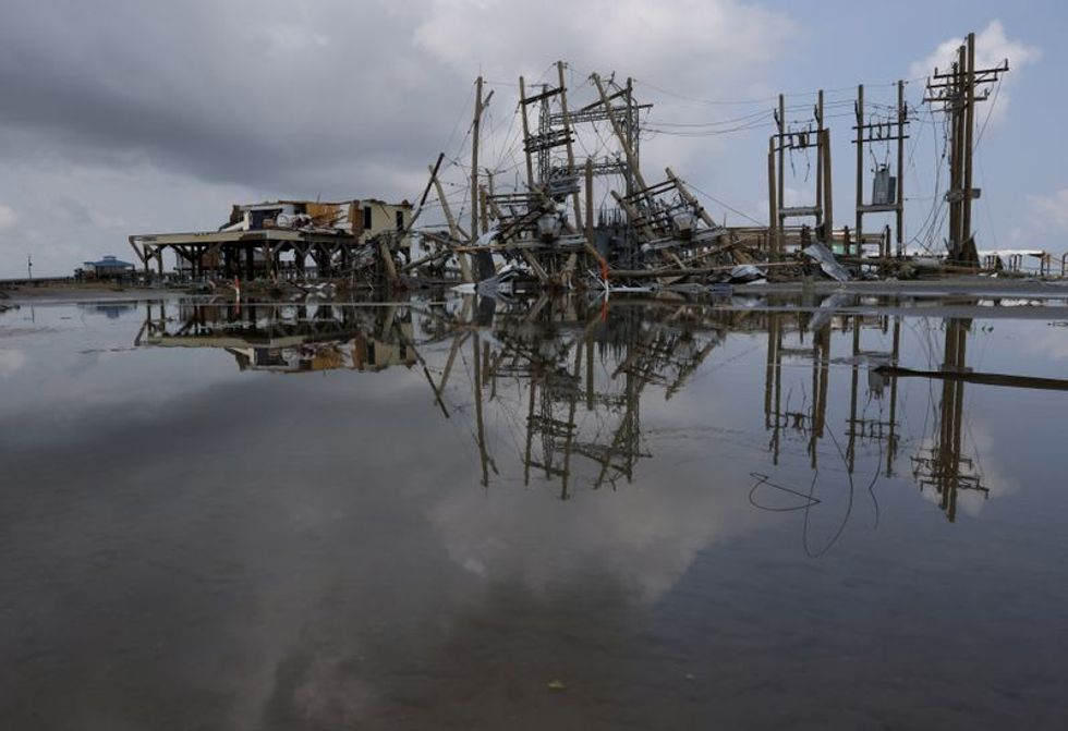 Why Hurricane Ida crippled the New Orleans power grid
