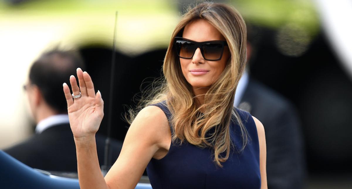 Melania Trump's Mar-a-Lago 'office' has gone silent since its big February announcement: CNN