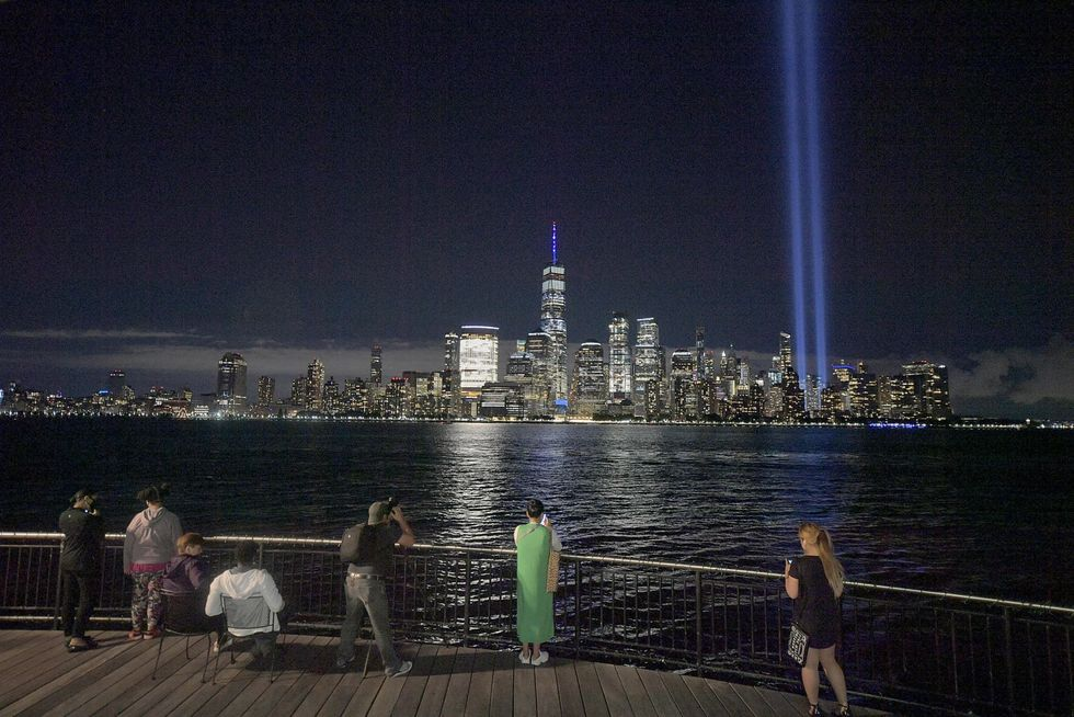 20 years later, 9/11 still haunts New Yorkers despite the healing that time brings