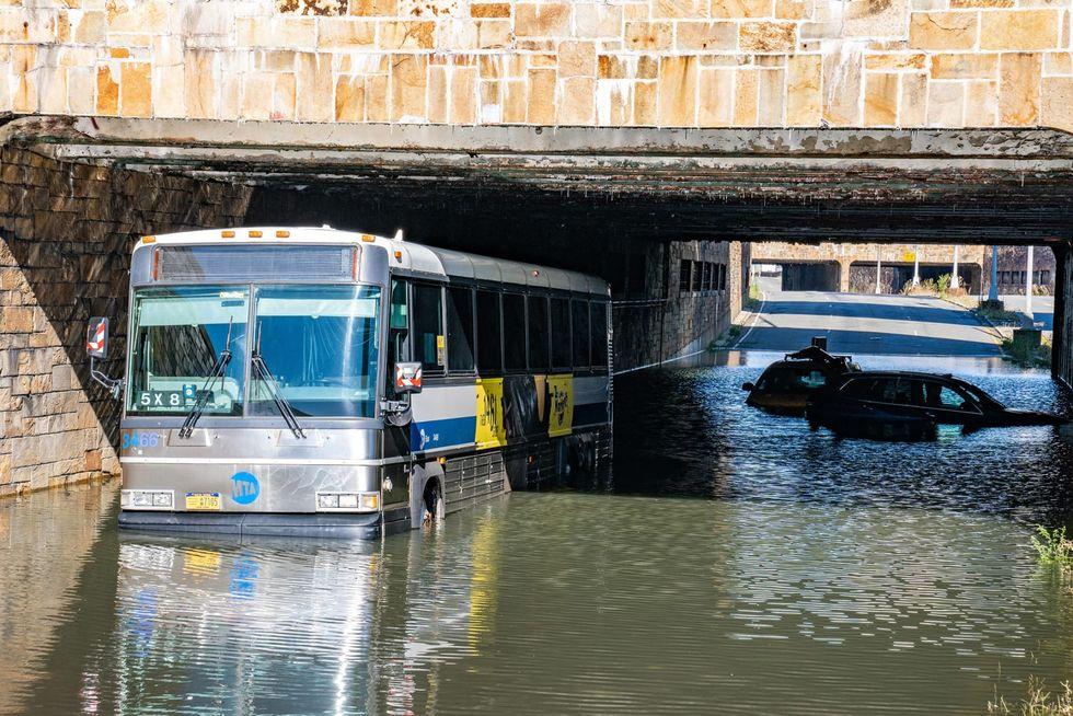 Hurricane Ida shows need for big infrastructure spending, White House adviser says