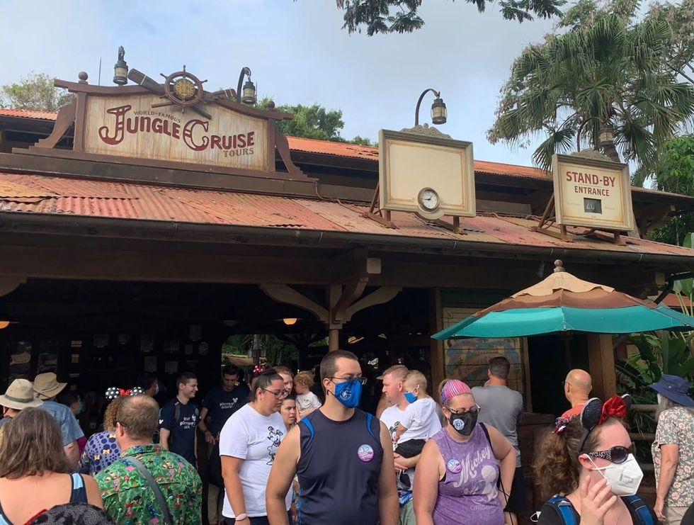 A look at the updated Jungle Cruise at Disney World