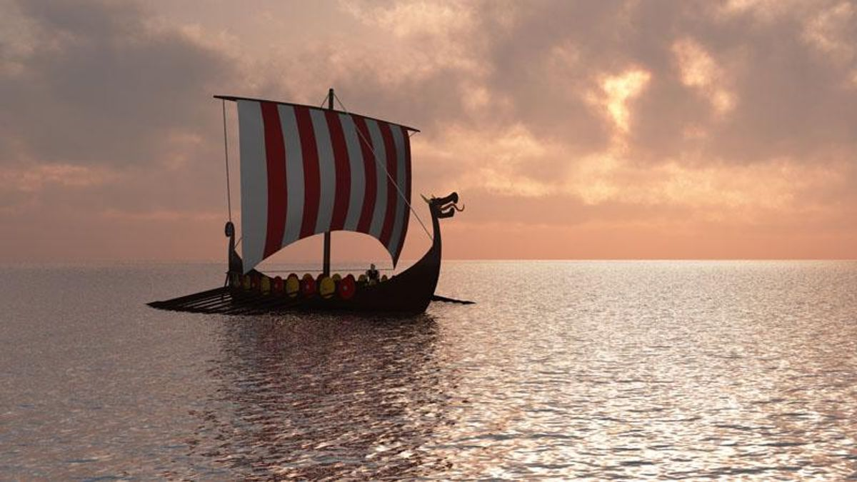 New discoveries chip away at myths about Viking shipbuilding