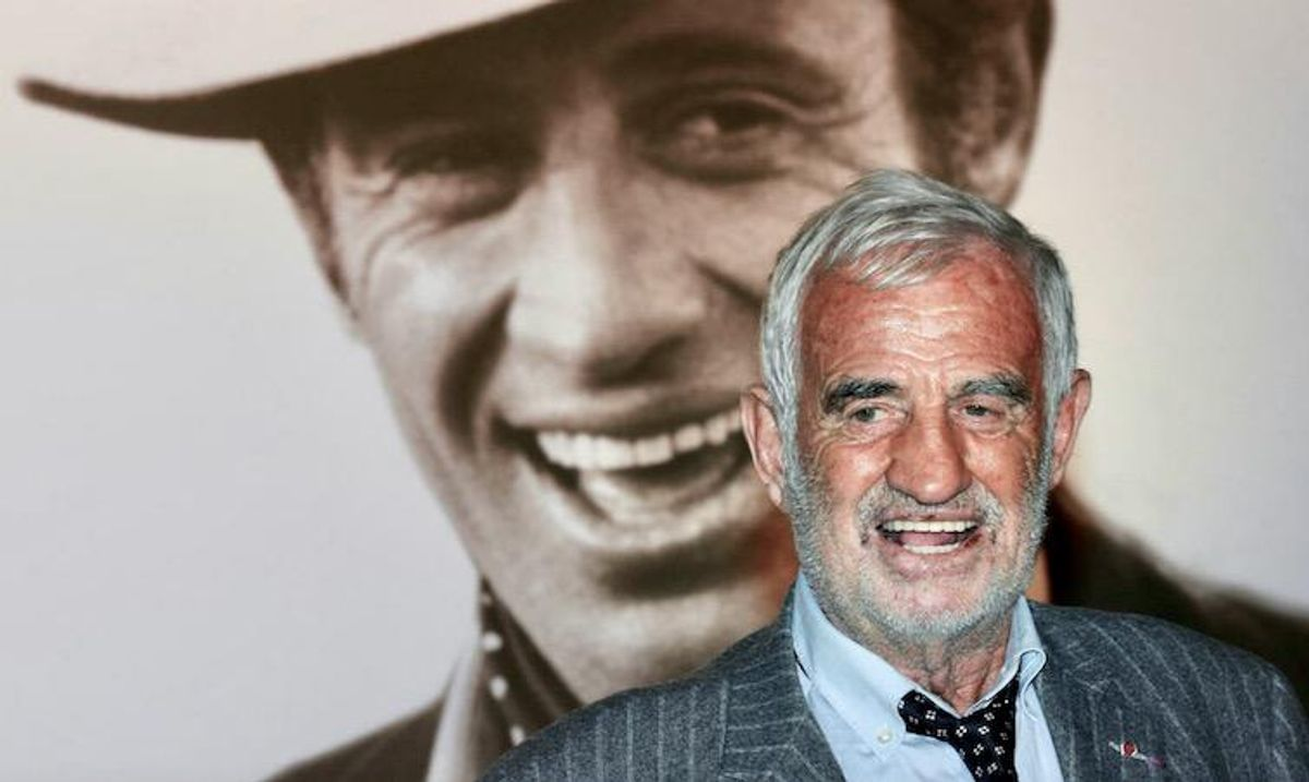 Iconic French New Wave actor Jean-Paul Belmondo dies aged 88