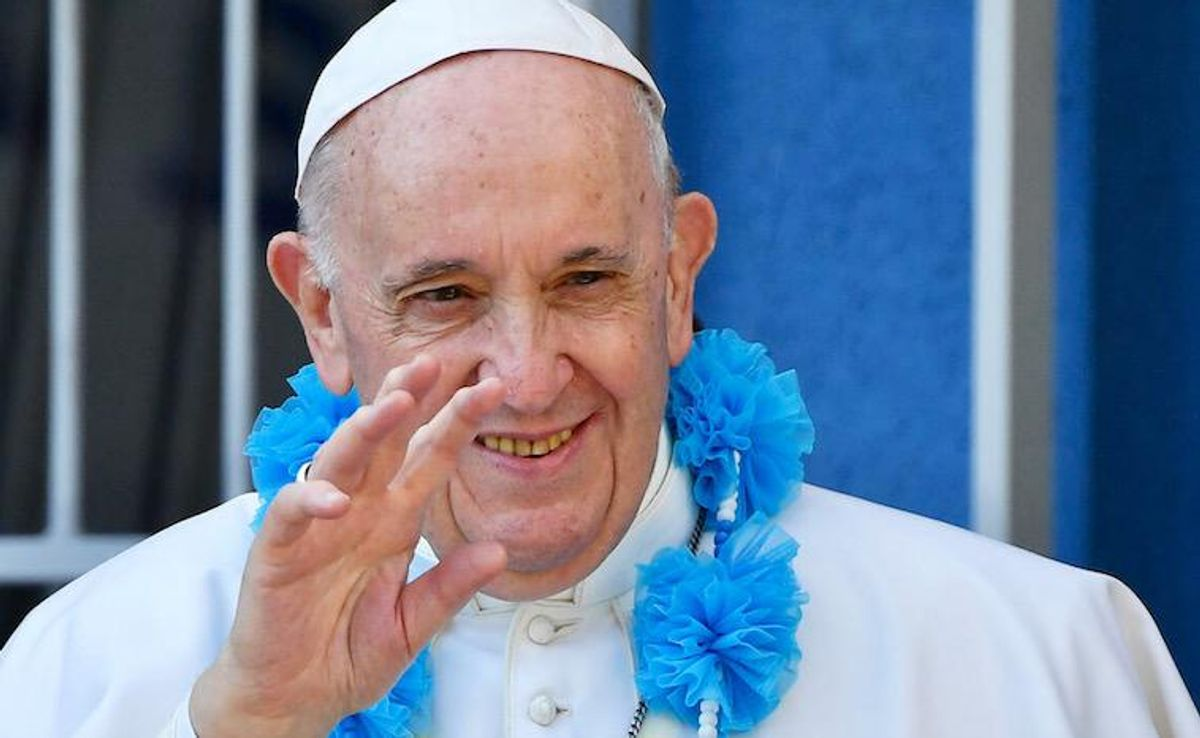 Pope expresses Holocaust 'shame' before Slovak Jews