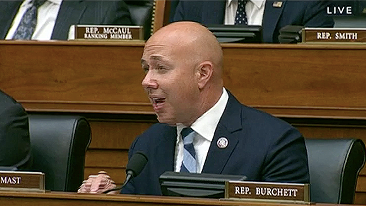 All hell breaks loose at congressional hearing after GOP lawmaker accuses Anthony Blinken of treason