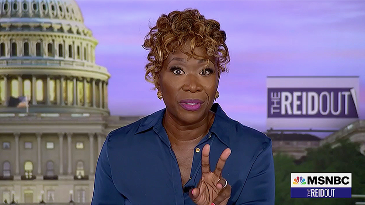 'I've reached my limit': Joy Reid unloads on Nicki Minaj for claims about COVID vaccine causing swollen testicles