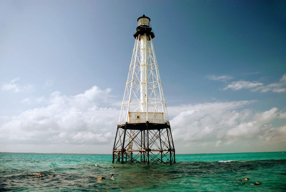Group wants to save a Florida Keys lighthouse. The feds gave them the job