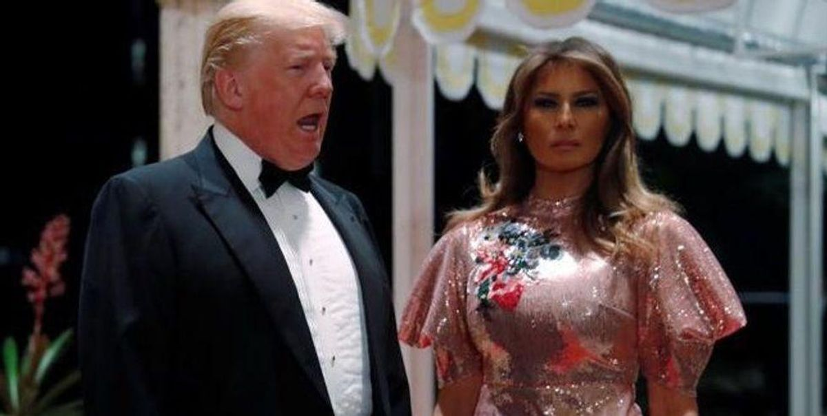 New revelation about Melania's strained relationship with Trump ridiculed by CNN panel