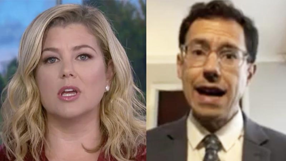 CNN's Keilar corners Texas lobbyist for avidly pushing vaccines while condemning Biden's vax mandate