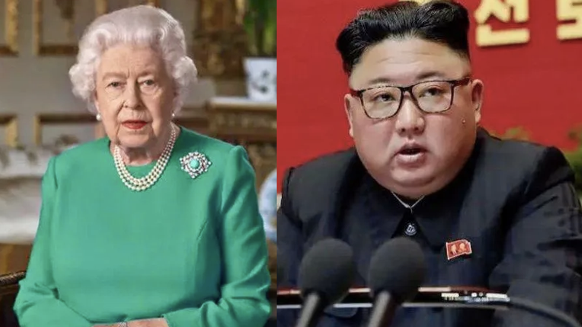 Queen of England's note to Kim Jong Un was so strange that some believed it was an 'elaborate hoax': report